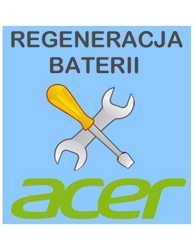 Regeneracja baterii do laptopa Acer