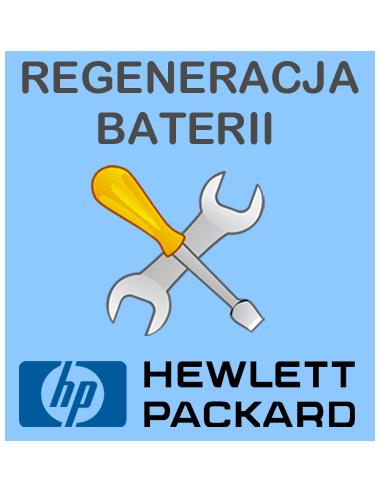 Regeneracja baterii do laptopa HP