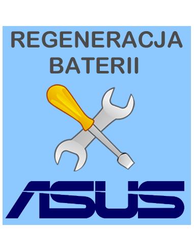 Regeneracja baterii do laptopa Asus