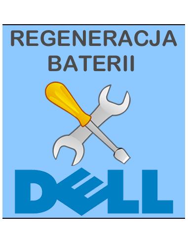 Regeneracja baterii do laptopa DELL
