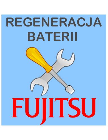 Regeneracja baterii do laptopa Fujitsu