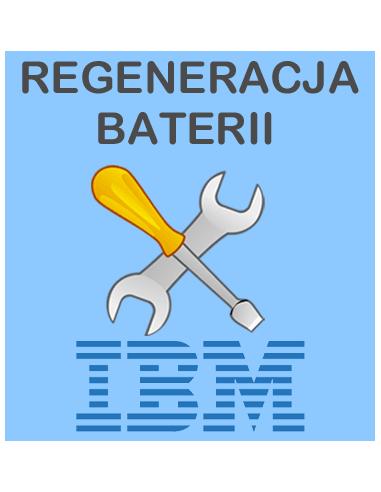 Regeneracja baterii do laptopa IBM
