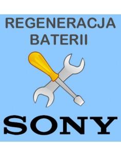 Regeneracja baterii do laptopa Sony