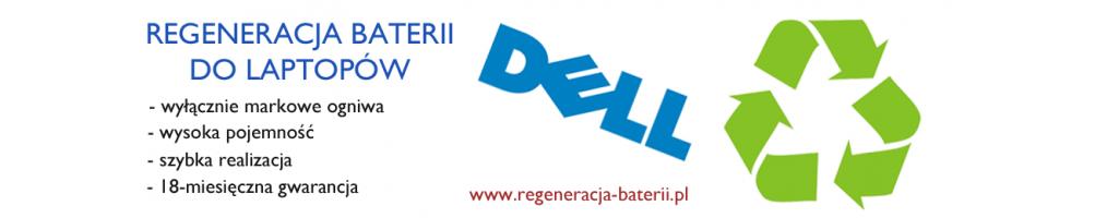 Profesjonalna regeneracji baterii do laptopów Dell