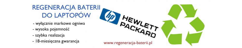 Usługa regeneracji baterii do notebooków HP
