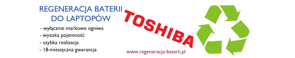 Regeneracja baterii do notebooków Toshiba