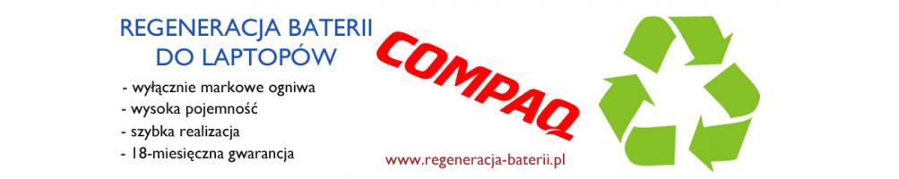 Usługa regeneracji baterii do Compaq