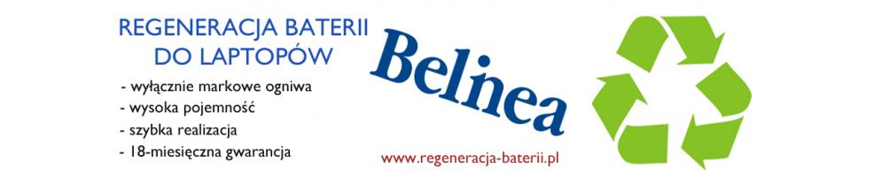 Regeneracja baterii do laptopów Belinea